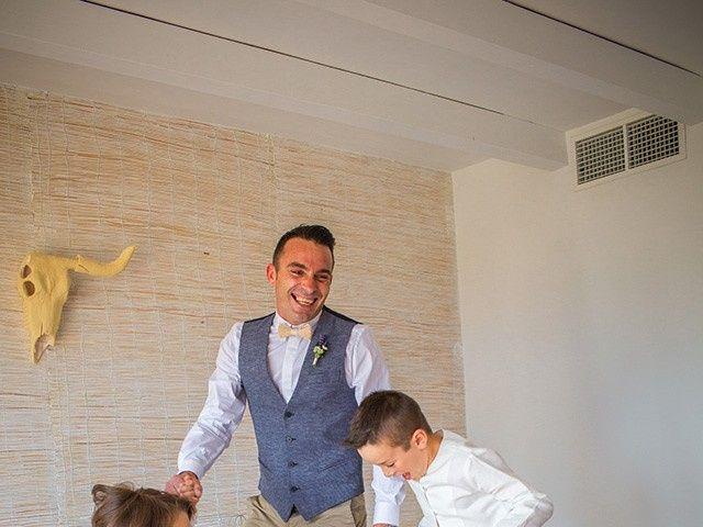 La boda de Paz y Jose en San Jose, Almería 6