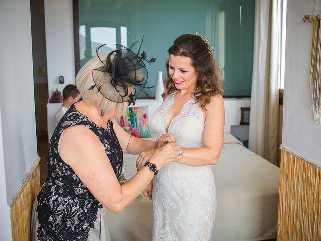 La boda de Paz y Jose en San Jose, Almería 12