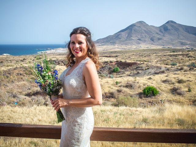 La boda de Paz y Jose en San Jose, Almería 15