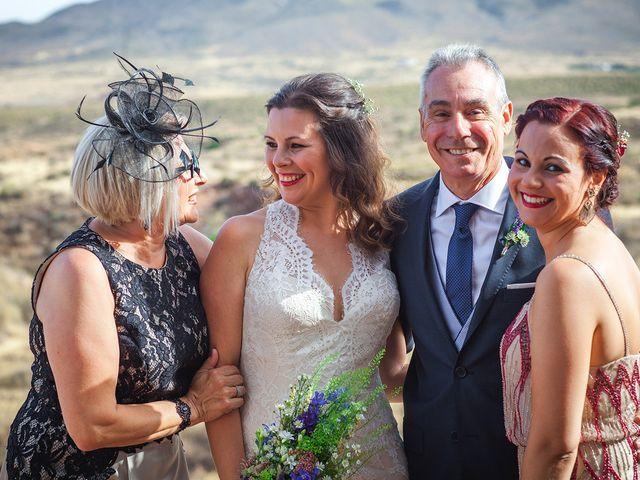 La boda de Paz y Jose en San Jose, Almería 16