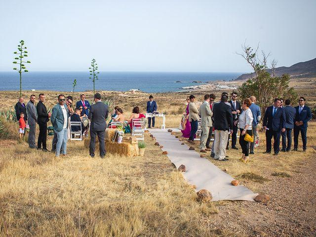 La boda de Paz y Jose en San Jose, Almería 17