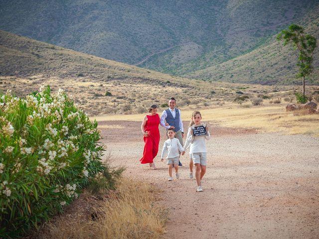 La boda de Paz y Jose en San Jose, Almería 18