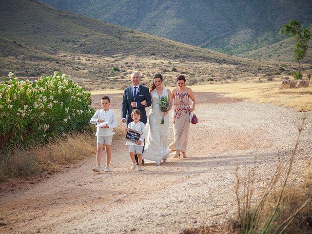 La boda de Paz y Jose en San Jose, Almería 21