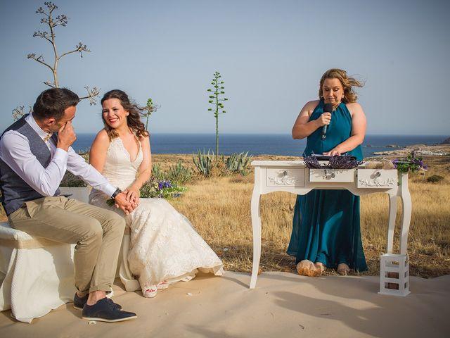 La boda de Paz y Jose en San Jose, Almería 24