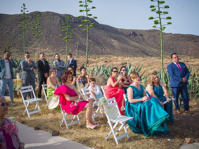 La boda de Paz y Jose en San Jose, Almería 25