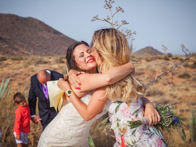 La boda de Paz y Jose en San Jose, Almería 26