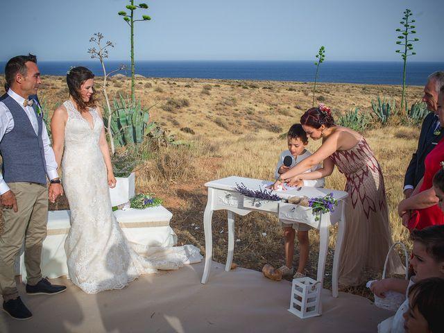 La boda de Paz y Jose en San Jose, Almería 29