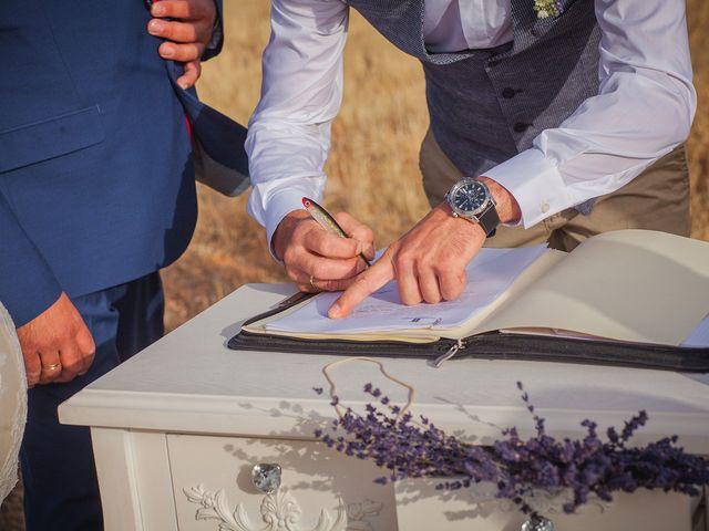 La boda de Paz y Jose en San Jose, Almería 30