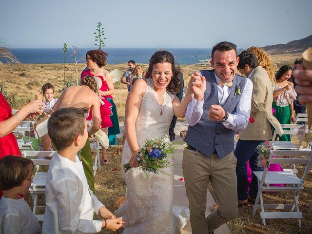 La boda de Paz y Jose en San Jose, Almería 31