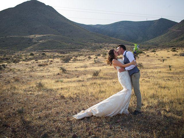 La boda de Paz y Jose en San Jose, Almería 32