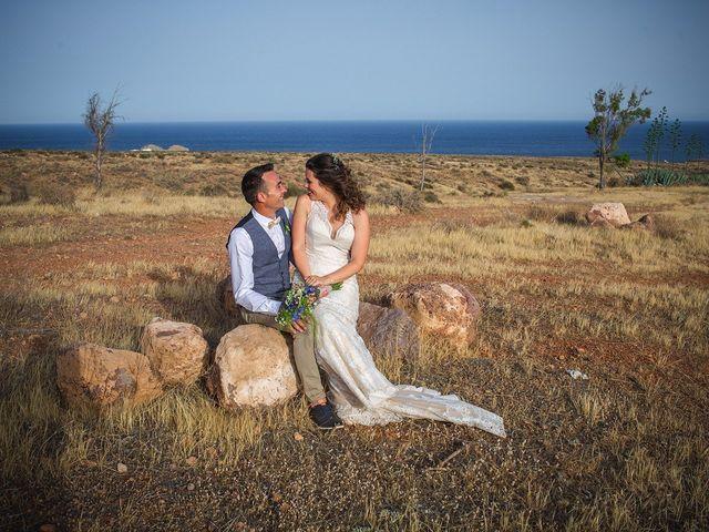 La boda de Paz y Jose en San Jose, Almería 34