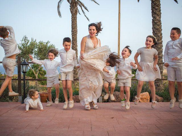 La boda de Paz y Jose en San Jose, Almería 38