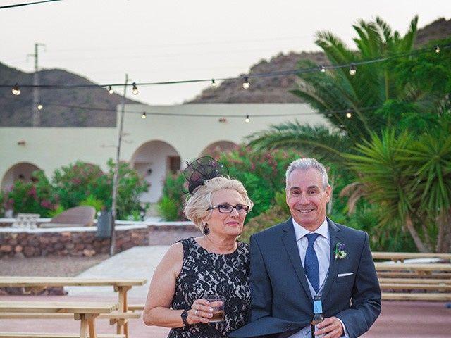 La boda de Paz y Jose en San Jose, Almería 39