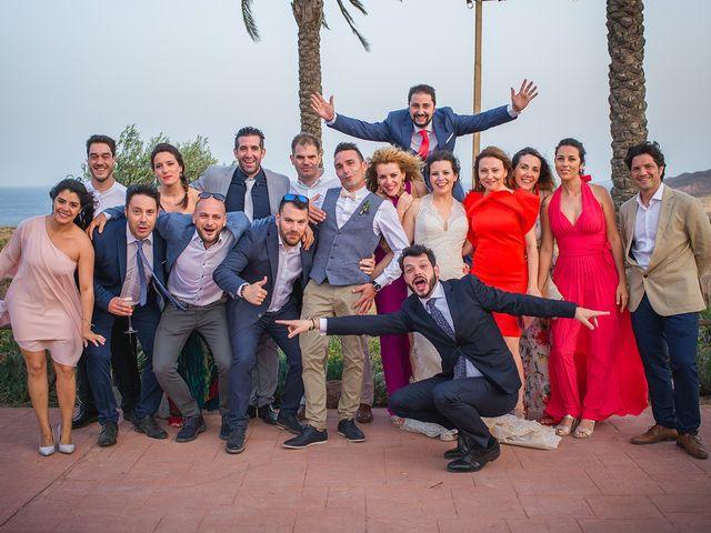La boda de Paz y Jose en San Jose, Almería 40