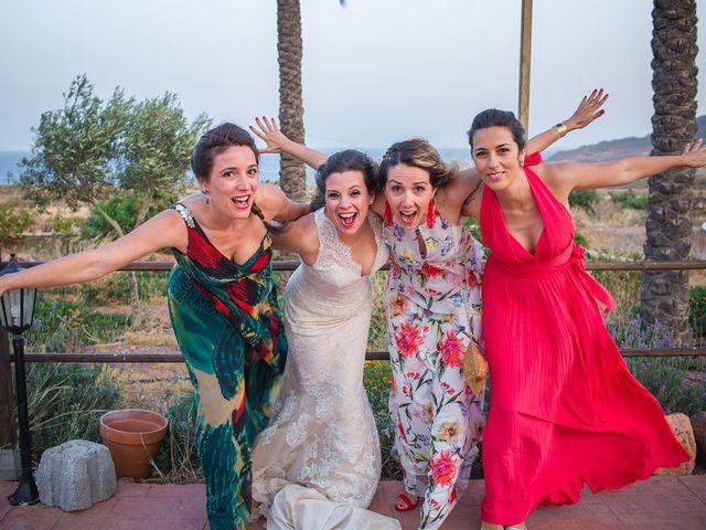 La boda de Paz y Jose en San Jose, Almería 43