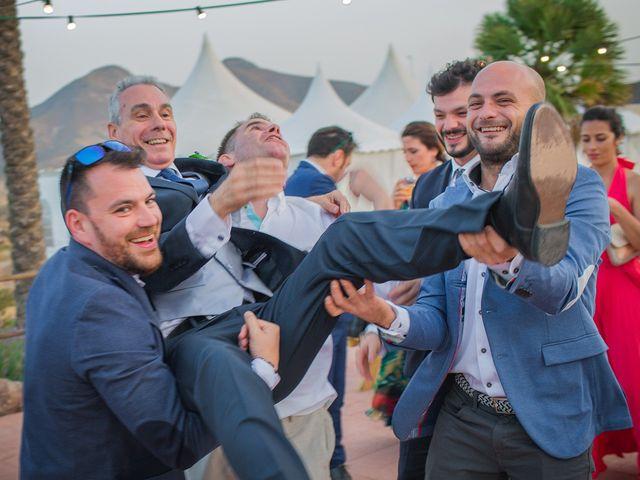 La boda de Paz y Jose en San Jose, Almería 44