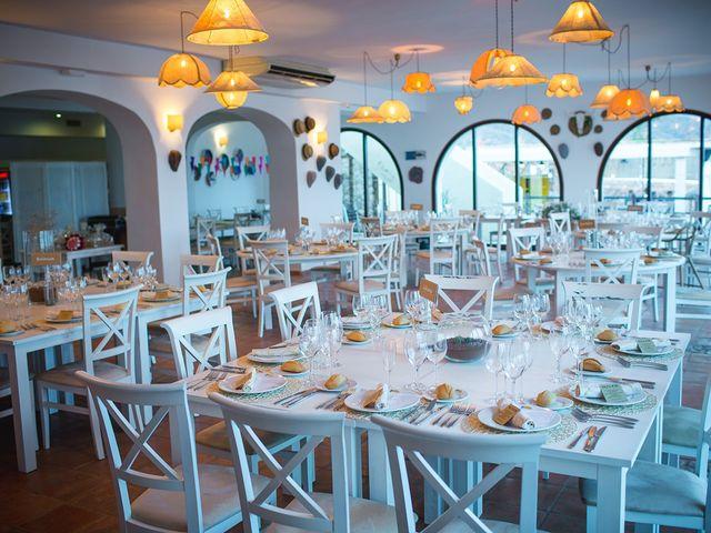 La boda de Paz y Jose en San Jose, Almería 45