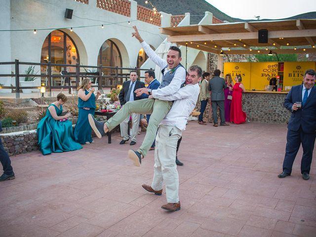 La boda de Paz y Jose en San Jose, Almería 46