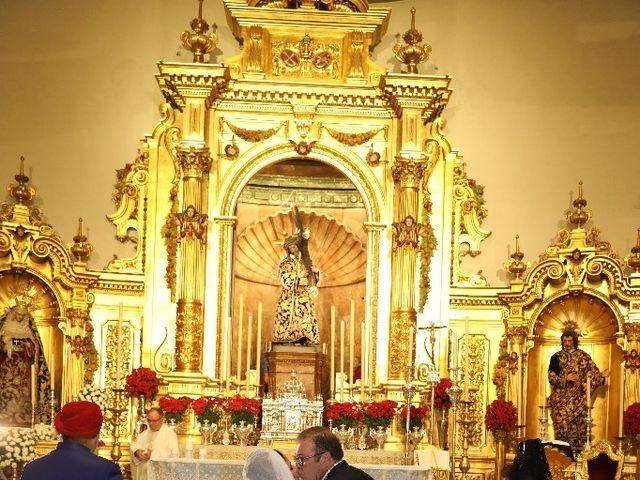 La boda de José Antonio  y Rosa en Sevilla, Sevilla 1