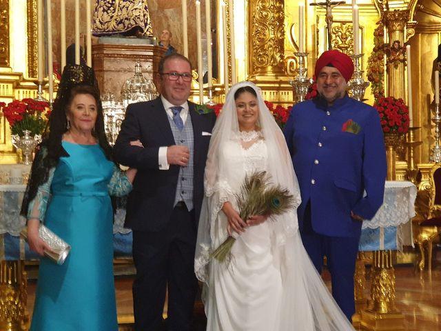 La boda de Rosa y José Antonio