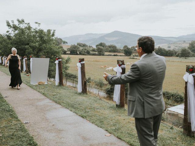 La boda de Toño y Pilar en Quejana, Álava 9