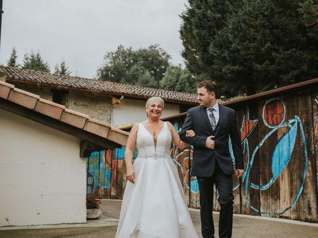 La boda de Toño y Pilar en Quejana, Álava 11
