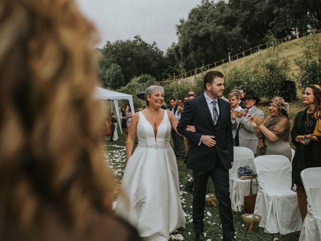La boda de Toño y Pilar en Quejana, Álava 15