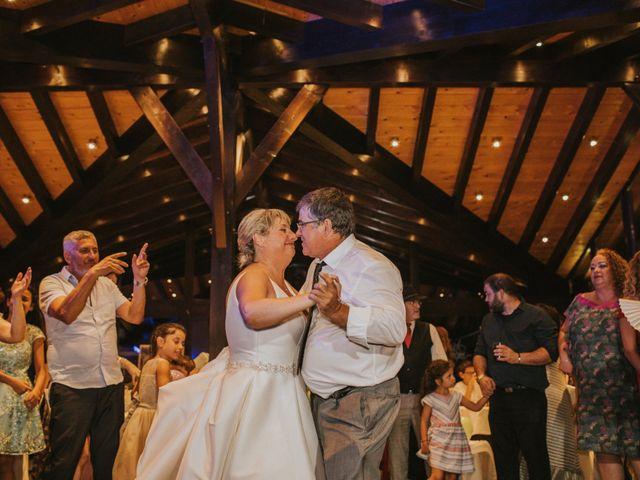 La boda de Toño y Pilar en Quejana, Álava 38