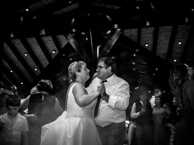 La boda de Toño y Pilar en Quejana, Álava 39