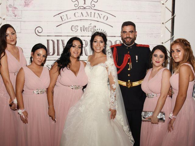 La boda de Toñy y Fran