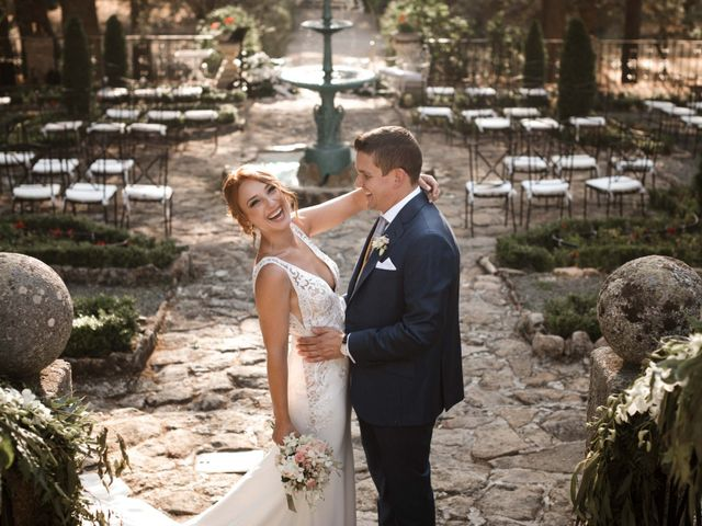 La boda de Nathalye y Carlo