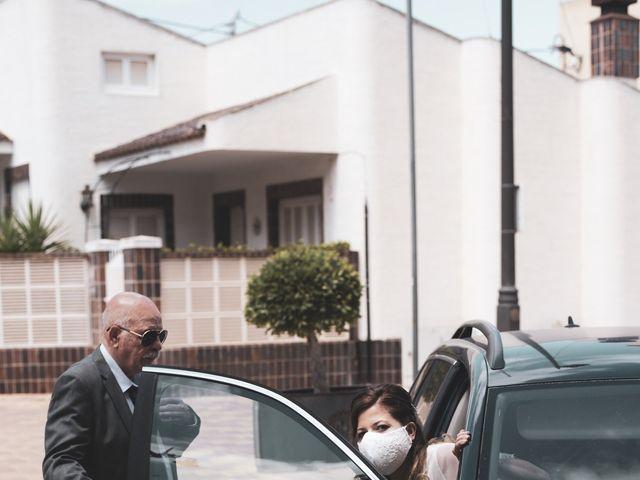 La boda de Luis y Mamen en San Pedro Del Pinatar, Murcia 3