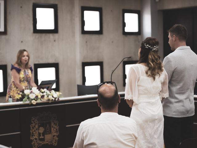 La boda de Luis y Mamen en San Pedro Del Pinatar, Murcia 9