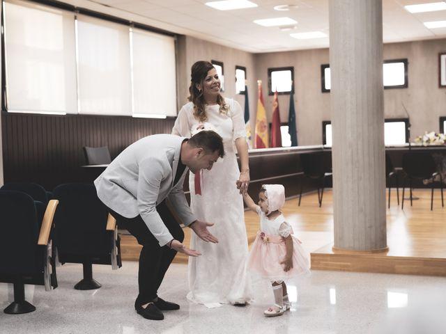 La boda de Luis y Mamen en San Pedro Del Pinatar, Murcia 15