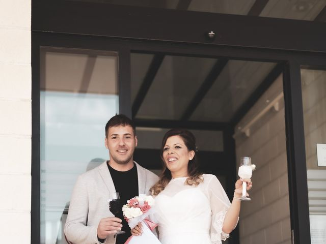 La boda de Luis y Mamen en San Pedro Del Pinatar, Murcia 17