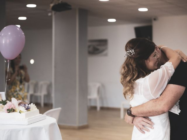 La boda de Luis y Mamen en San Pedro Del Pinatar, Murcia 35