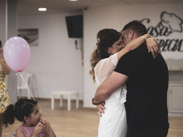 La boda de Luis y Mamen en San Pedro Del Pinatar, Murcia 36