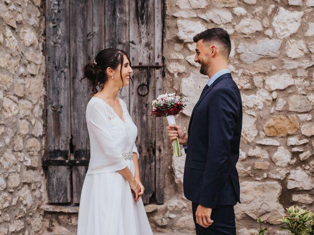 La boda de Oriol y Marta en La Nou De Bergueda, Barcelona 15