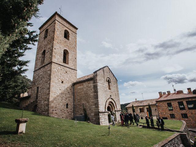 La boda de Oriol y Marta en La Nou De Bergueda, Barcelona 18