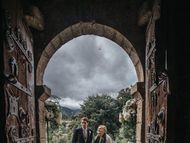 La boda de Oriol y Marta en La Nou De Bergueda, Barcelona 19
