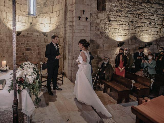 La boda de Oriol y Marta en La Nou De Bergueda, Barcelona 21