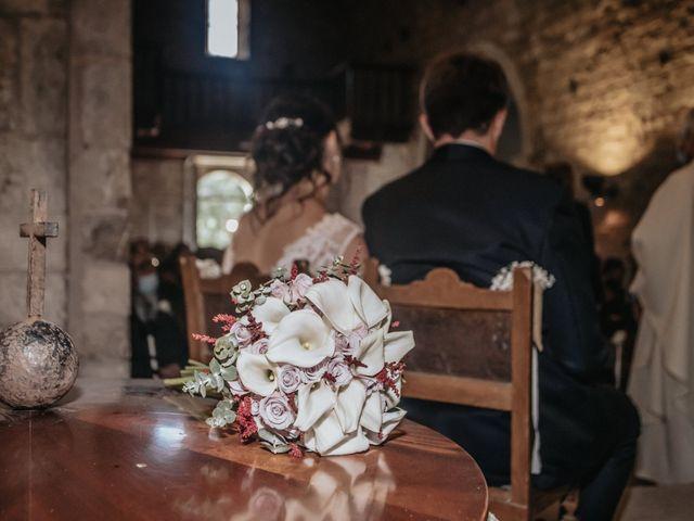La boda de Oriol y Marta en La Nou De Bergueda, Barcelona 22