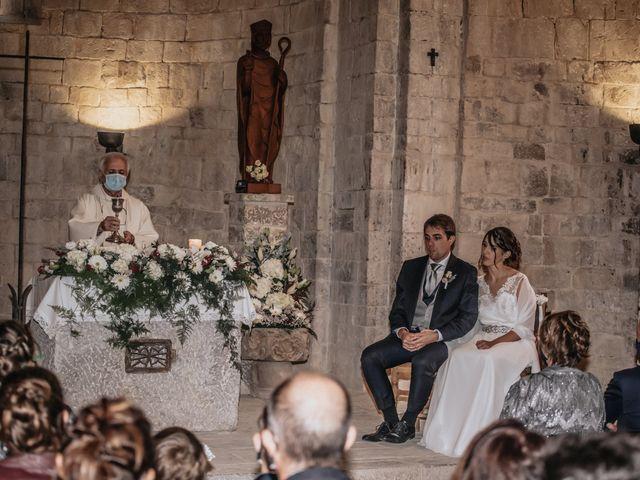 La boda de Oriol y Marta en La Nou De Bergueda, Barcelona 23
