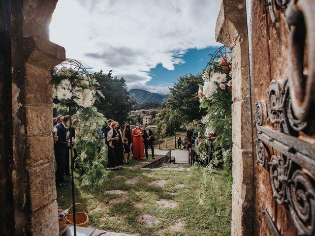 La boda de Oriol y Marta en La Nou De Bergueda, Barcelona 26