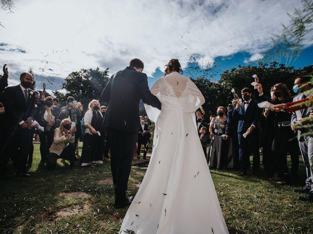 La boda de Oriol y Marta en La Nou De Bergueda, Barcelona 27