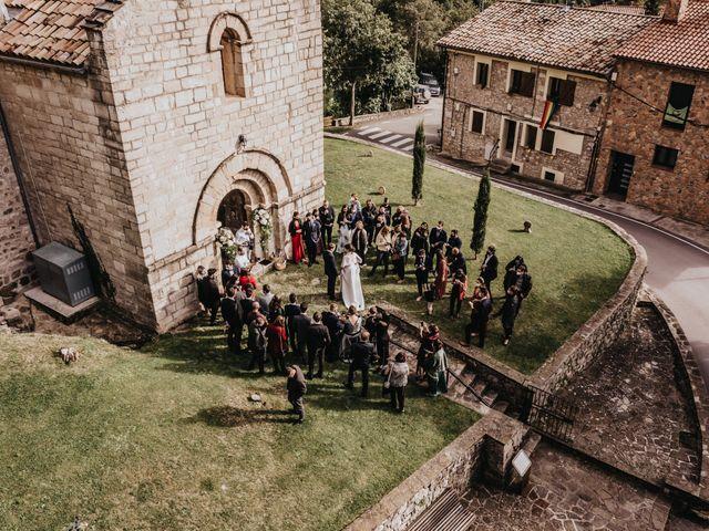 La boda de Oriol y Marta en La Nou De Bergueda, Barcelona 29