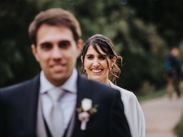 La boda de Oriol y Marta en La Nou De Bergueda, Barcelona 31
