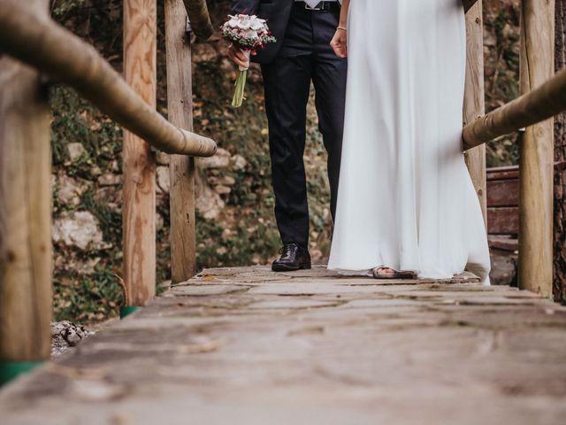 La boda de Oriol y Marta en La Nou De Bergueda, Barcelona 32