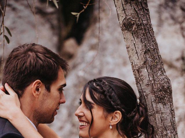 La boda de Oriol y Marta en La Nou De Bergueda, Barcelona 33