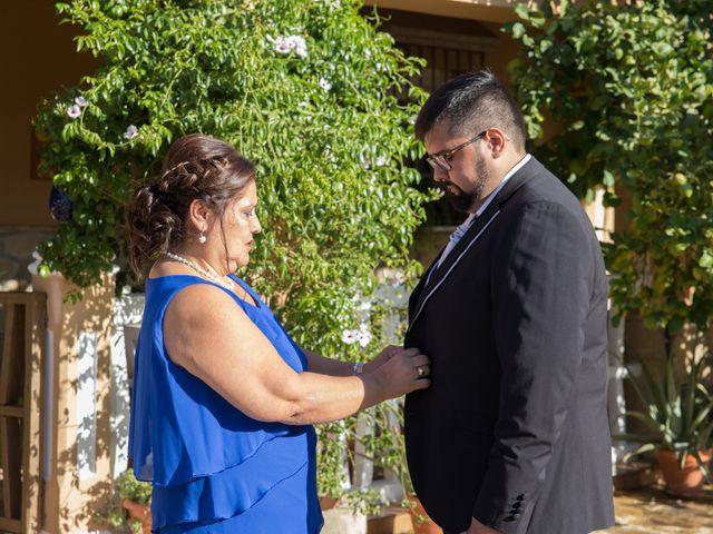 La boda de Yolanda y Omar en Lora De Estepa, Sevilla 5